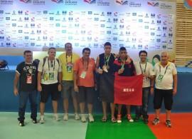 jogos ouro4 270x195 - Paraíba ganha o primeiro ouro nos Jogos Escolares da Juventude, no Pará