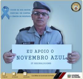"""novembro azul casa militar 5 270x257 - Casa Militar participa da campanha """"Novembro Azul"""" e reforça combate ao câncer"""