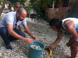 preparativos para salao de artesanato corais de acaú 1 270x202 - Fibras vegetais e arte indígena serão temas do 19º Salão de Artesanato
