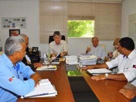 ricardo recebe comissao de transportes alternativos 6 270x202 - Ricardo discute regulamentação do transporte alternativo na Paraíba