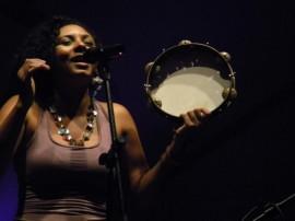 sandra belê 270x202 - Artistas fazem show no lançamento da coletânea Music From Paraíba