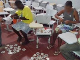 seap fabrica de bolas 1 270x202 - Reeducandos de Mangabeira iniciam trabalho de confecção de bolas