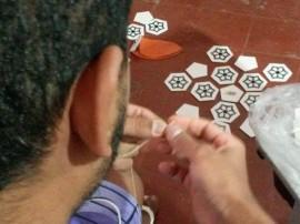 seap fabrica de bolas 3 270x202 - Reeducandos de Mangabeira iniciam trabalho de confecção de bolas