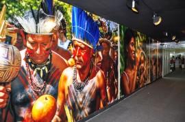 20.12.13 Salao do artesanato fotos walter rafael 10 270x179 - Cineasta espanhol expõe painéis indígenas no Salão de Artesanato