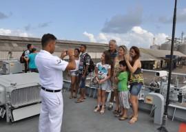 DSC 7059 270x192 - Navio de patrulha é aberto à visitação no Porto de Cabedelo
