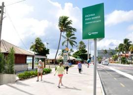 Instalacao placas balneabilidade Laylson Ismar 7 270x192 - João Pessoa tem todas as praias liberadas para banho no fim de semana
