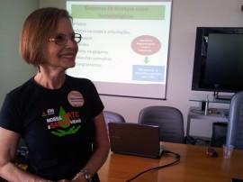 Liliane 1 270x202 - Hemocentro realiza palestra sobre processo de doação de medula óssea