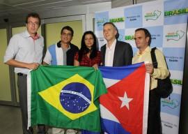 MAIS MÉDICOS FOTO Ricardo Puppe 051 270x192 - Governo recepciona 75 médicos cubanos no Aeroporto Castro Pinto