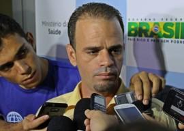 PERSONAGEM 1 FOTO Ricardo Puppe  270x192 - Governo recepciona 75 médicos cubanos no Aeroporto Castro Pinto