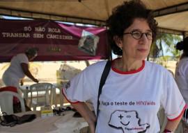 PERSONAGEM pesquisadora Maria Amélia FOTO Ricardo Puppe 270x192 - Governo oferece serviços de saúde no Dia Internacional de Luta Contra a Aids