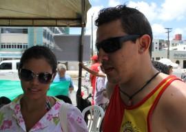 PERSONAGENS Nayara Marta e Jordan Brito Ricardo Puppe 270x192 - Governo oferece serviços de saúde no Dia Internacional de Luta Contra a Aids
