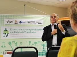 SAUDE DO TRABALHADOR FOTO Ricardo Puppe 04 270x202 - SES participa da abertura do IV Encontro Macrorregional Nordeste em Saúde do Trabalhador