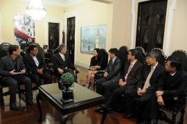 VISITA DO EMBAIXADOR DA CHINA 1 portal 270x179 - Ricardo e embaixador discutem parcerias entre Paraíba e China