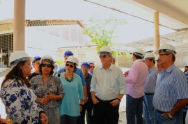 VISITA OBRAS LYCEU PARAIBANO 12 270x179 - Ricardo inspeciona obras nas áreas da educação, cultura e esporte