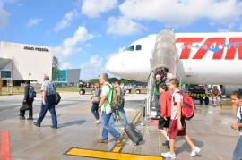 aeroporto castro pinto Passageiro 1milhao 11 270x179 - 'Destino Paraíba' deverá receber cerca de 200 mil turistas em janeiro de 2014