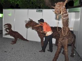 burro salao foto walter rafael 6 270x202 - Trabalhos em madeira ganham destaque no XIX Salão de Artesanato