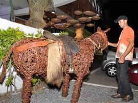 burro salao foto walter rafael 7 270x202 - Trabalhos em madeira ganham destaque no XIX Salão de Artesanato