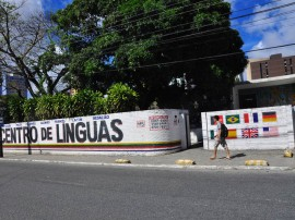 centro de linguas foto jose lins 7 270x202 - Centro de línguas da Paraíba oferece curso de férias em janeiro