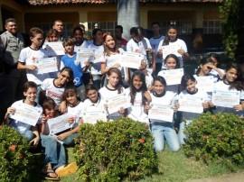 pm formatura do proerd 1 270x202 - Polícia forma mais 40 alunos do Proerd no Sertão paraibano