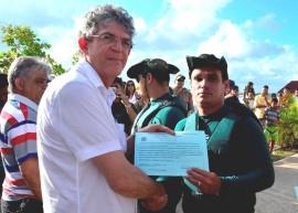 polícia embarcada 2 270x193 - Ricardo inaugura Pelotão de Polícia Embarcada em Cabedelo