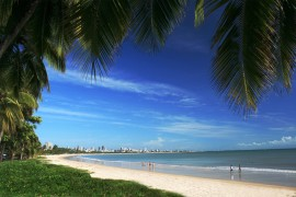 praia joao pessoa fotos adgley delgado 11 270x180 - Sudema classifica 55 praias como próprias para o banho