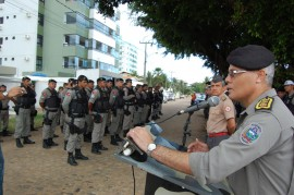 09.01.14 lancamento operacao verao 1 270x179 - Polícia inicia Operação Verão e reforça segurança nas áreas turísticas