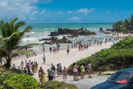 11.01.14 TURISMO EM PRAIAS FOTOS  Antonio David 36 270x180 - Banhistas podem aproveitar 52 praias neste fim de semana