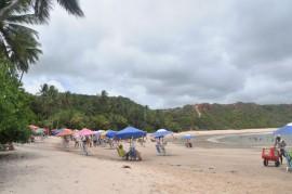 17.01.14 PRAIA coqueirinho 1 270x179 - Reunião define melhorias para atendimento aos turistas na praia de Coqueirinho, no litoral Sul