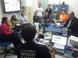 31.01.14 vizita lgbt Roger 270x202 - Ala LGBT do Presídio do Róger recebe visita de militantes dos direitos humanos