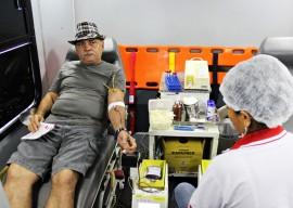 HEMOCENTRO FOTO Ricardo Puppe 270x192 - Hemocentro inicia coleta externa de sangue no Parque Solon de Lucena