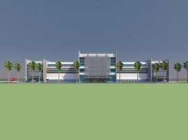 HMSR FINAL01 270x202 - Hospital Metropolitano de Santa Rita vai gerar 1.700 empregos