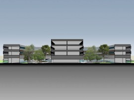 HMSR FINAL03 270x202 - Hospital Metropolitano de Santa Rita vai gerar 1.700 empregos