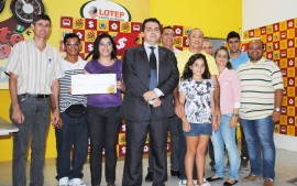 Lotep premiados do Cupom Legal 11 270x169 - Cupom Legal entrega prêmios em dinheiro a doze ganhadores