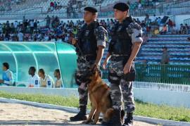 Segurança jogo boafogo x sport 2 270x179 - Polícia divulga esquema de segurança para reinauguração do Almeidão
