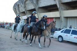 Segurança jogo boafogo x sport 3 270x179 - Mais de 200 policiais farão a segurança do jogo entre Botafogo e Sport