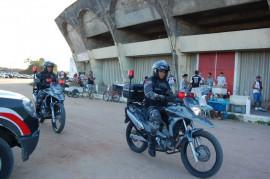 Segurança jogo boafogo x sport 4 270x179 - Mais de 200 policiais farão a segurança do jogo entre Botafogo e Sport