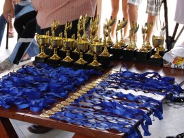 Troféu cejube fotos Wenio Pinheiro 270x202 - Sedh encerra colônia de férias com mostra de resultados de oficinas