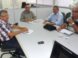 Vista Cogerh Chico Lopes Ricardo Antonio João Vicente Ronaldo 270x202 - Paraíba participa de encontro do Banco Mundial sobre monitoramento das secas