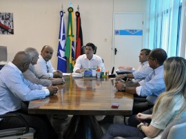 detran e prefeitura de pitimbu firmam convenio 2 270x202 - Governo assina convênio de municipalização do trânsito de Pitimbu