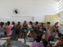 fac recadastramento de leite no bairro de mangabeira 4 270x202 - Programa do Leite da Paraíba inicia recadastramento dos beneficiários