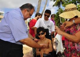 projeto cidadao fotos joao francisco 10 270x192 - Rômulo visita projeto que garante acessibilidade à praia