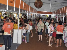 publico salao foto walter rafael 6 270x202 - Vendas no Salão de Artesanato da Paraíba superam R$ 760 mil