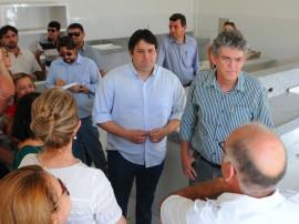 ricardo ITAPORANGA VISITA ESCOLA foto jose marques 1 270x202 - Ricardo visita obras de abastecimento e reforma de escola em Itaporanga