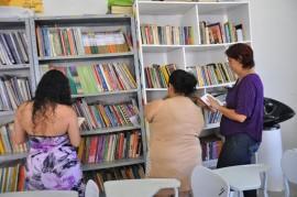 05.02.14 leitura nos presdios biblioteca 1 270x179 - Governo desenvolve ressocialização através da leitura nos presídios