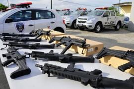 CG armas e viaturas policia civil fot francisco frança 3 270x180 - Ricardo entrega viaturas e metralhadoras em Campina Grande