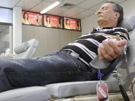 Hemocentro FOTO Ricardo Puppe3 270x202 - Hemocentro realiza campanha de doação de sangue para o Carnaval