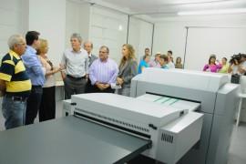JORNAL UNIÃO 10 270x180 - Ricardo entrega novos equipamentos do parque gráfico de A União