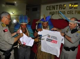 centro de ensino promocao da pm e homenagem indigena foto walter rafael 85 270x202 - Índios agradecem ao Governo pela segurança nas aldeias da Paraíba