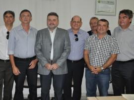 detram prestigia pose de diretores 3 270x202 - Diretores do Detran prestigiam posse da diretoria do sindicato dos trabalhadores