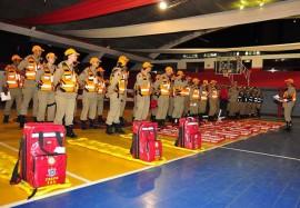 instrução 270x187 - Corpo de Bombeiros disponibiliza 150 militares no bloco Muriçocas do Miramar